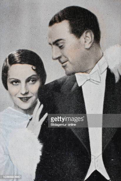 Ekaterina Nagy von Cziser better known by her stage name KŠthe von Nagy was a Hungarian actress model dancer and singer Jean Murat was a French actor...