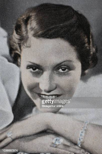 Ekaterina Nagy von Cziser better known by her stage name KŠthe von Nagy was a Hungarian actress model dancer and singer digital improved reproduction...