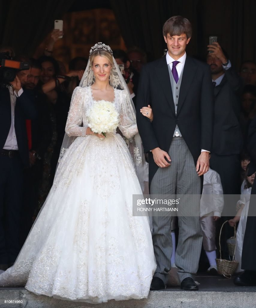 GERMANY-ROYALS-WEDDING : News Photo