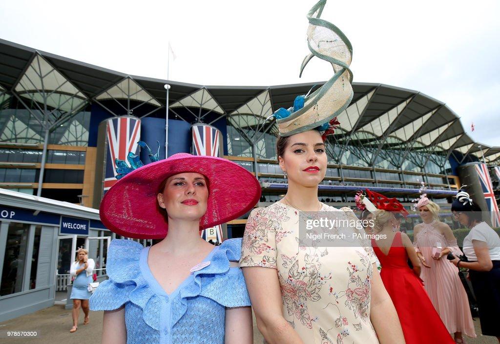 Royal Ascot - Day One - Ascot Racecourse : News Photo