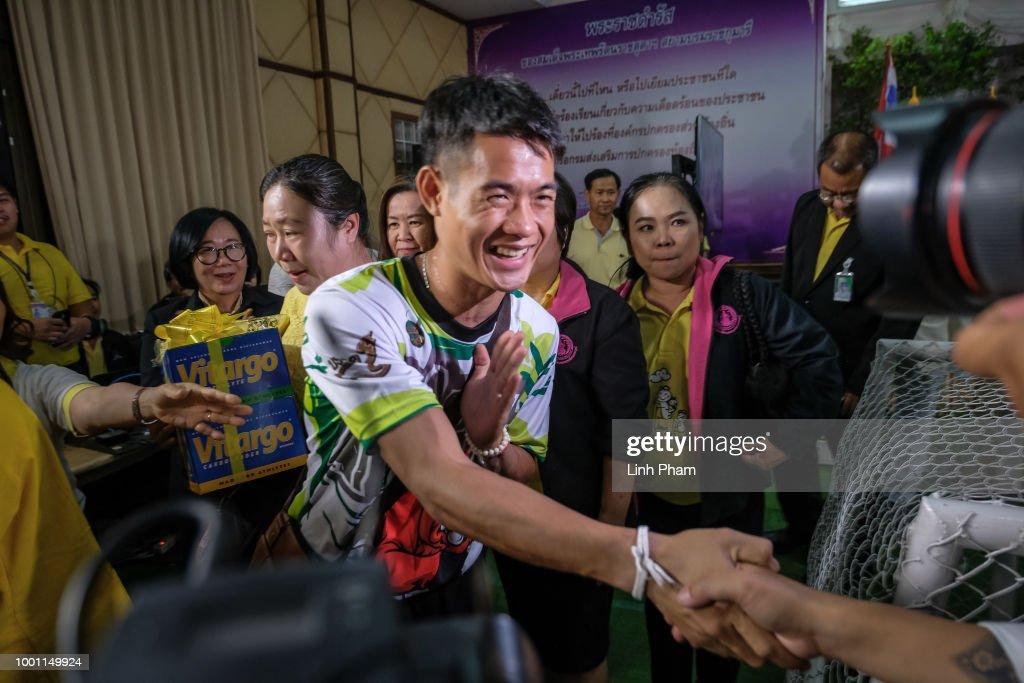 Meet The Thai Football Team
