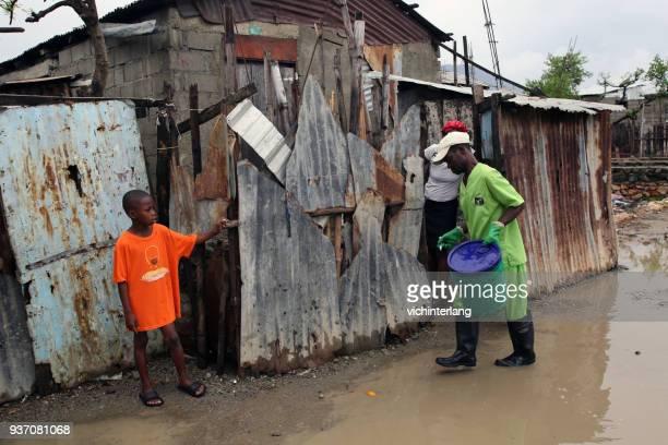 SOIL EkoLakay Ecosan Toilet Service, Cap Haitien, Aviasyon Neighborhood