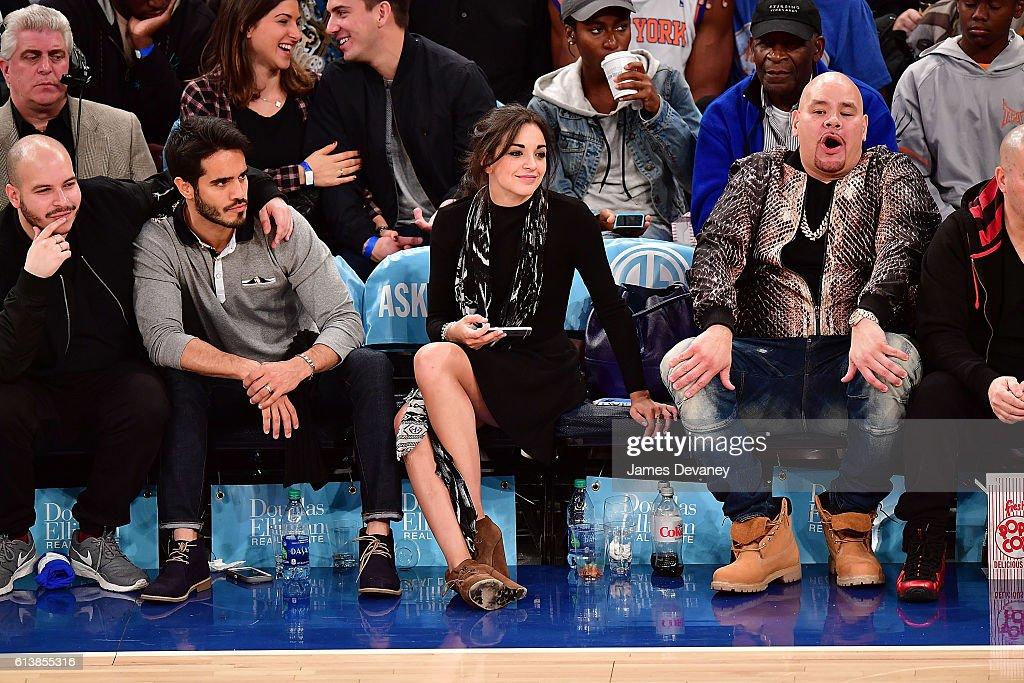 Celebrity Sightings in New York City - October 10, 2016 : News Photo