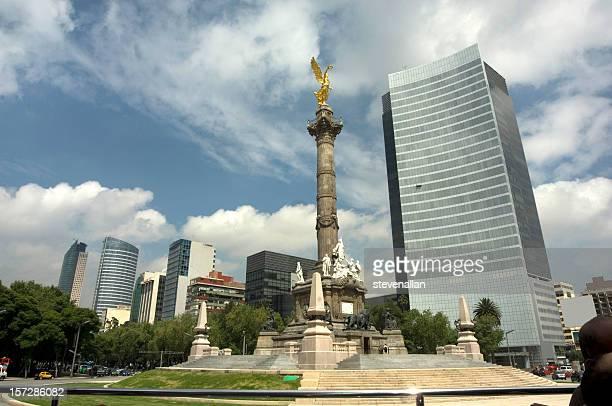 El Angel Square Mexico City Mexico