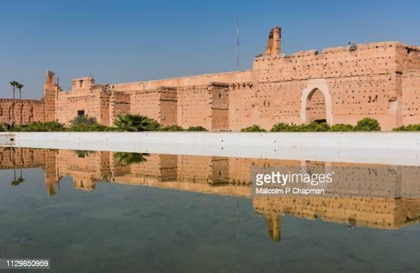 El Badi (Badii) palace, Marrakesh, Morocco