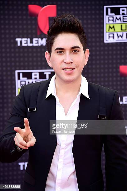 El Bebeto attends Telemundo's Latin American Music Awards at the Dolby Theatre on October 8 2015 in Hollywood California