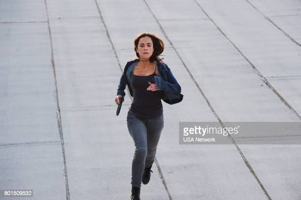 SOUTH 'El Beso de Judas' Episode 204 Pictured Alice Braga as Teresa