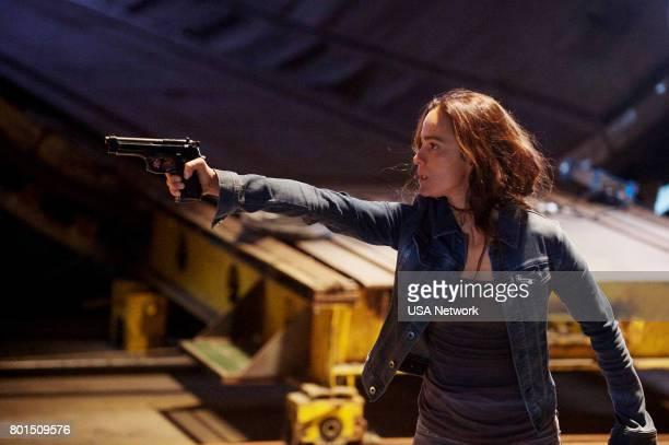 SOUTH 'El Beso de Judas' Episode 204 Pictured Alice Braga as Teresa
