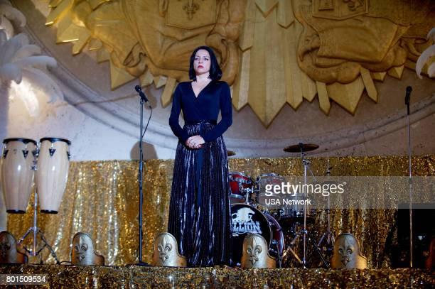 """El Beso de Judas"""" Episode 204 -- Pictured: Veronica Falcon as Camila --"""