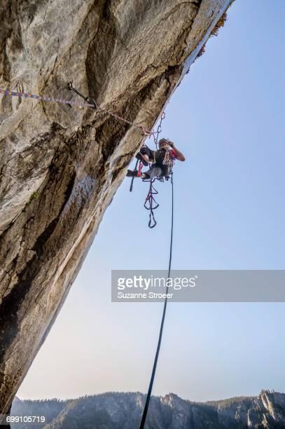 El Cap Climbing