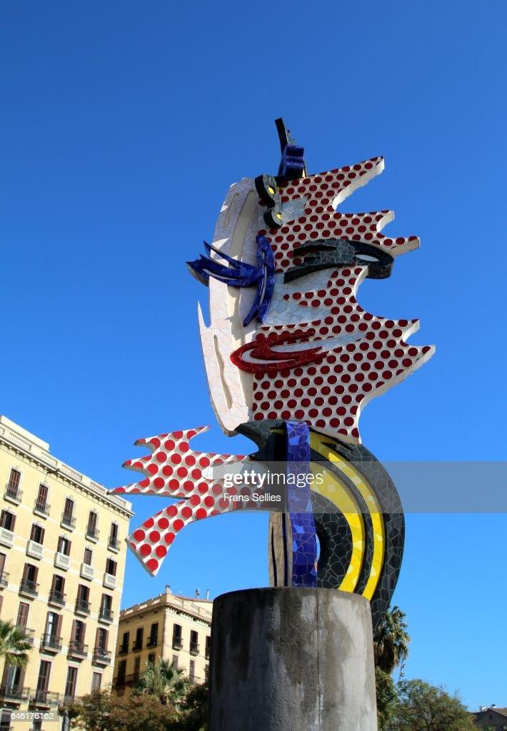 d2d4f1d522b El Cap de Barcelona   Stock Photo