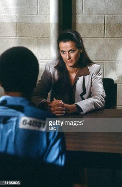 BLUES El Capitan Episode 18 Pictured Veronica Hamel as Joyce Davenport