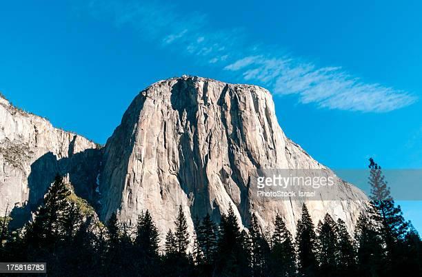 El Capitan mountain, Yosemite National Park, California, USA