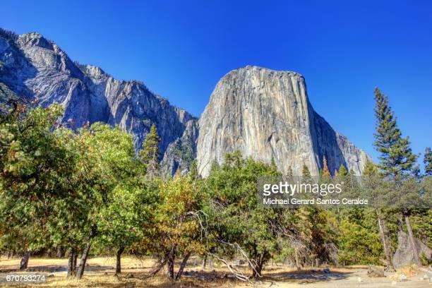El Capitan of Yosemite National Park