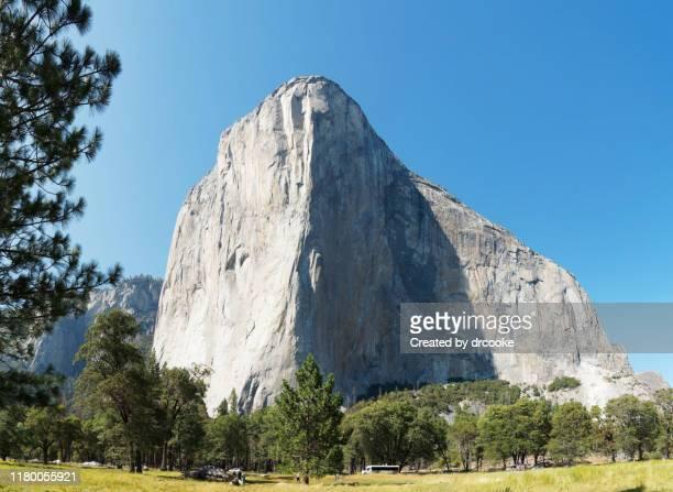 el capitan - el capitan yosemite national park stock pictures, royalty-free photos & images