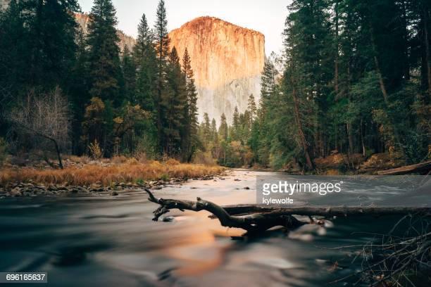 El Capitan, Yosemite National Park, California, America, USA
