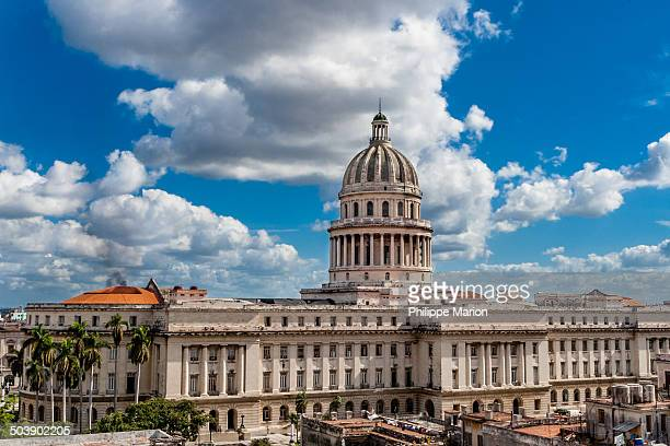 CONTENT] El Capitolio or National Capitol Building in Havana Cuba was the seat of government in Cuba until after the Cuban Revolution in 1959 and is...