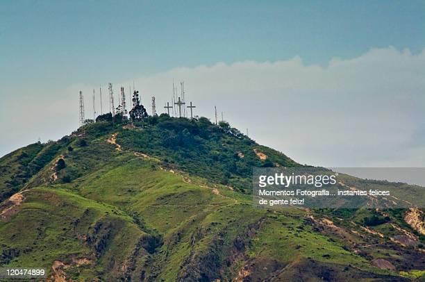 El Cerro de las Tres Cruces