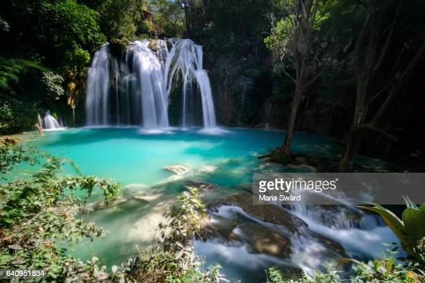 El Chiflon waterfall, Chiapas, Mexico (long exposure)