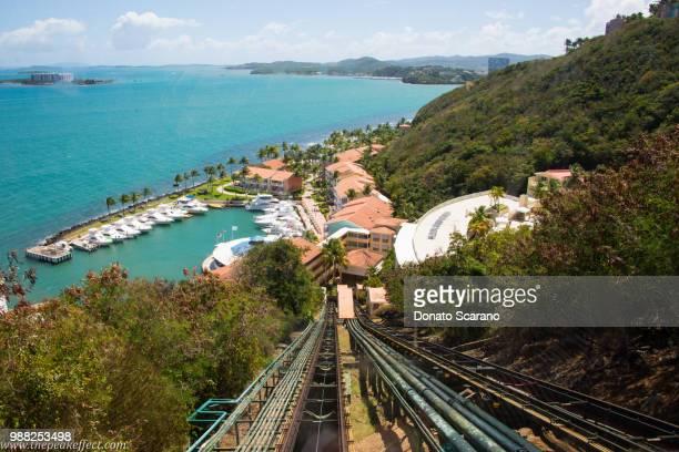 el conquistador - paisajes de puerto rico fotografías e imágenes de stock