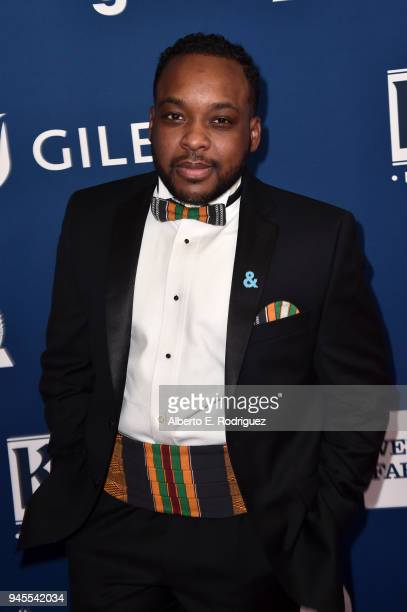 El Cook attends the 29th Annual GLAAD Media Awards at The Beverly Hilton Hotel on April 12 2018 in Beverly Hills California