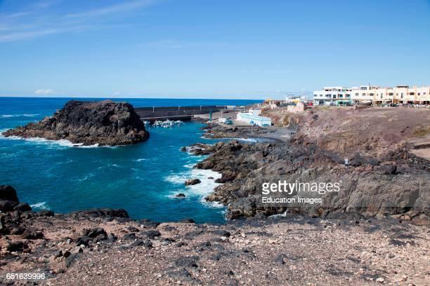 El Cotillo. Fuerteventura. Canarie.