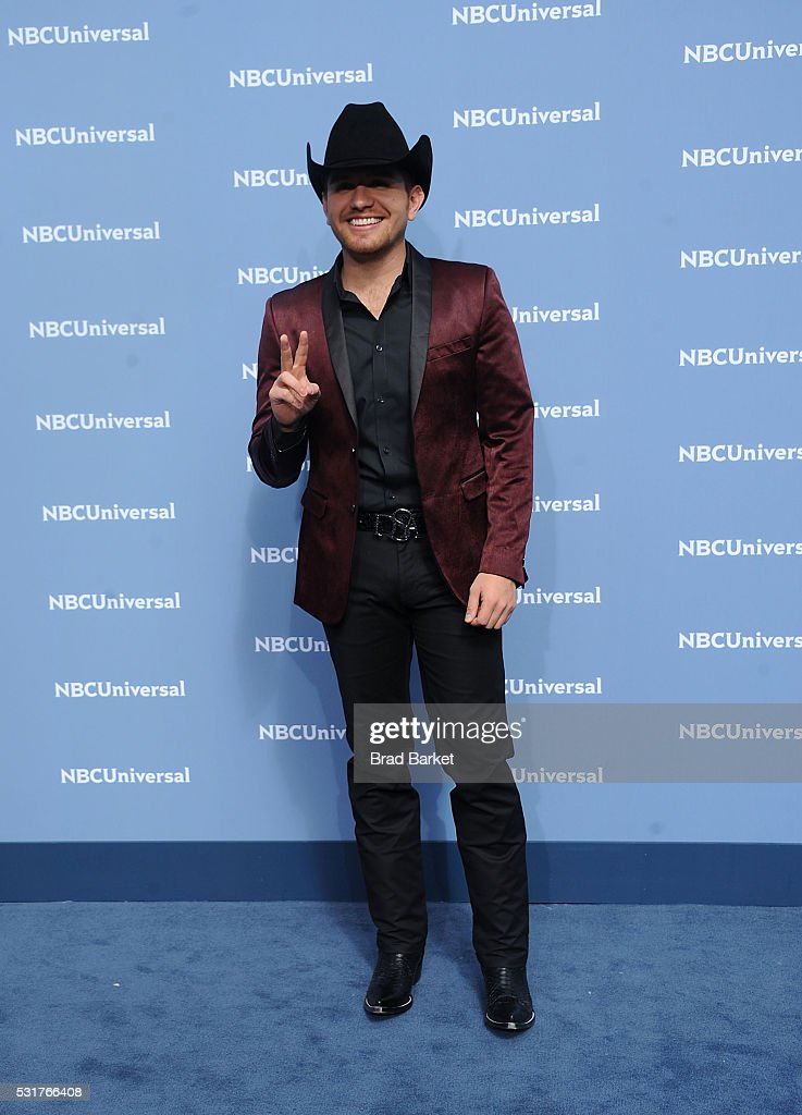El Dasa attends the NBCUniversal 2016 Upfront Presentation on May 16, 2016 in New York City.