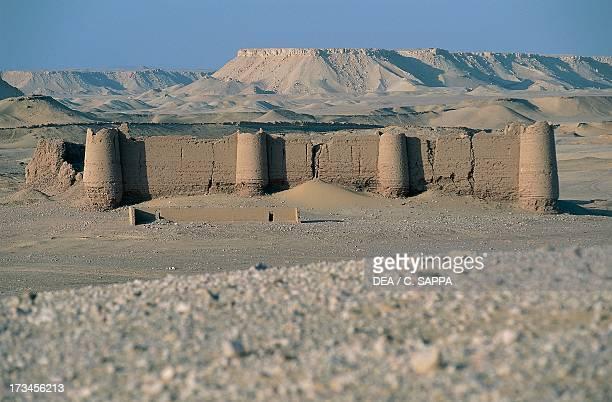 El Deir fortress Kharga Oasis Egypt