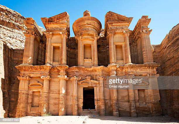 El Deir (The Monastery), Petra, Jordan