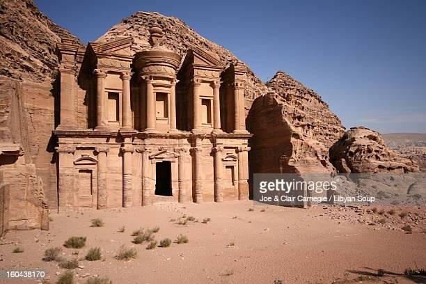 El Deir, The Monastery, Petra, Jordan