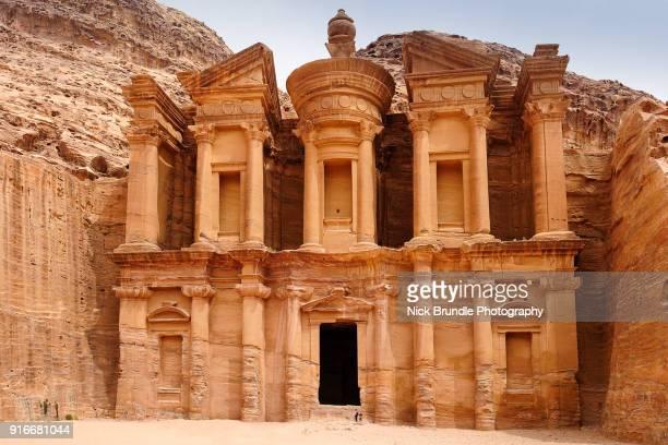 El Deir, The Monastery, Petra.