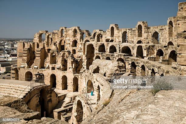 el djem - sousse stock pictures, royalty-free photos & images
