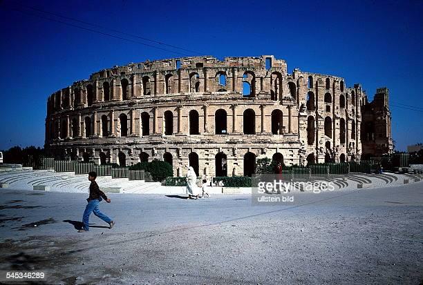 römisches Amphitheater 1996ansicht theater
