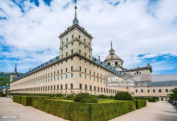 El Escorial garden of the friars