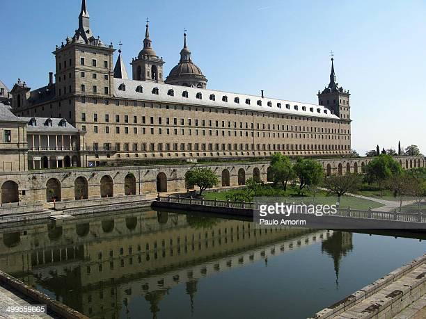 El Escorial Monastery in Madrid
