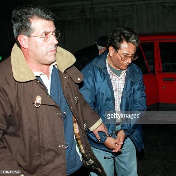 El exfuncionario boliviano Dante Benito Escobar Plata es detenido por la policia 14 mayo en Mar del Plata Escobar Plata esta acusado de estafa...
