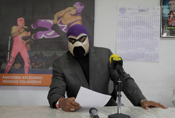 MEX: El Fantasma Denounces Clandestine Wrestling Shows In Mexico