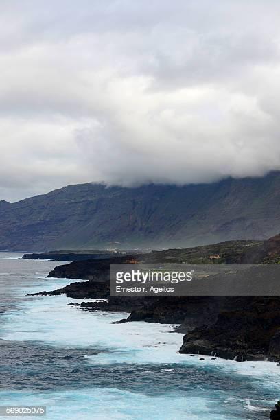 El Golfo coast, El Hierro, Canary Islands