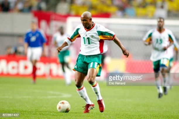 El Hadji DIOUF France / Senegal Coupe du Monde 2002 Seoul