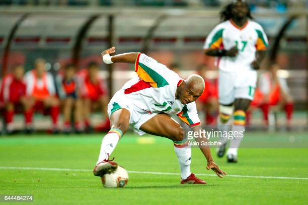 El Hadji DIOUF Turquie / Senegal Coupe du Monde 2002 Seoul Photo Alain Gadoffre / Icon Sport