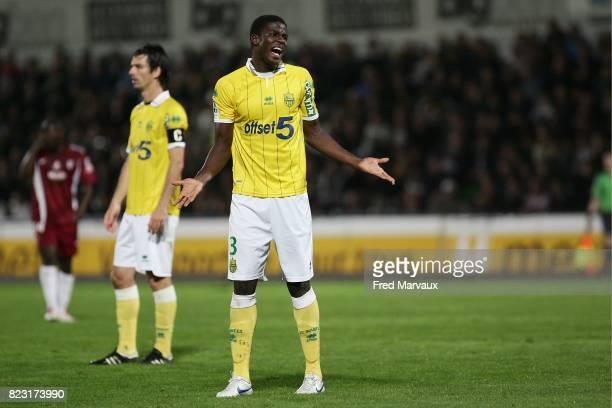 El hadji papy mison DJILOBODJI Metz / Nantes 8e journee de Ligue 2