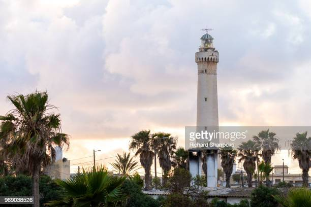 El Hank lighthouse, Casablanca, Morocco