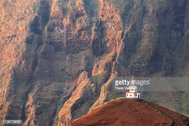 el hierro, islas canarias (e): campanario de joapira - islas canarias fotografías e imágenes de stock