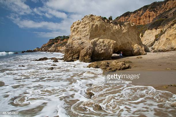 El Matador State Beach Malibu Los Angeles County California