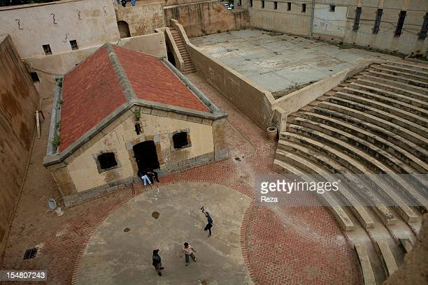 El Mechoar palace on May 17 in Tlemcen Algeria A citadel until the beginning of the colonization of Algeria by France it is transformed into barracks...