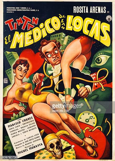 El Medico de las Locas Movie Poster