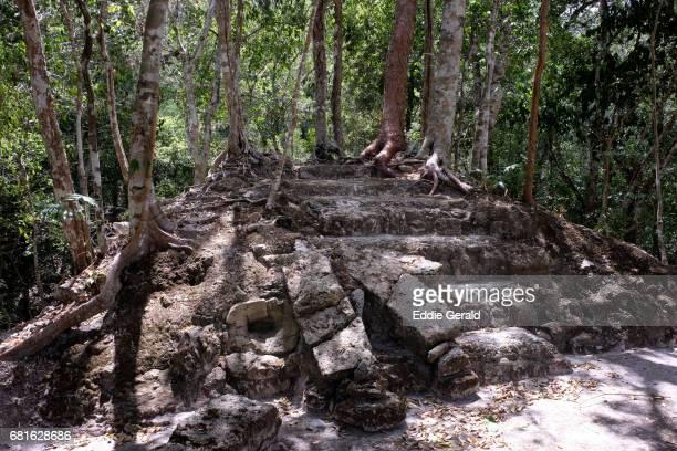 El Mirador archeological site in Guatemala
