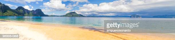el nido, palawan, philippines - lagoon stock pictures, royalty-free photos & images