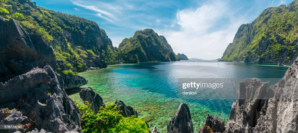 El Nido, Filippine : Foto stock
