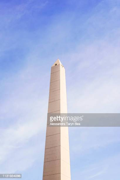 el obelisco – buenos aires - obelisco de buenos aires fotografías e imágenes de stock
